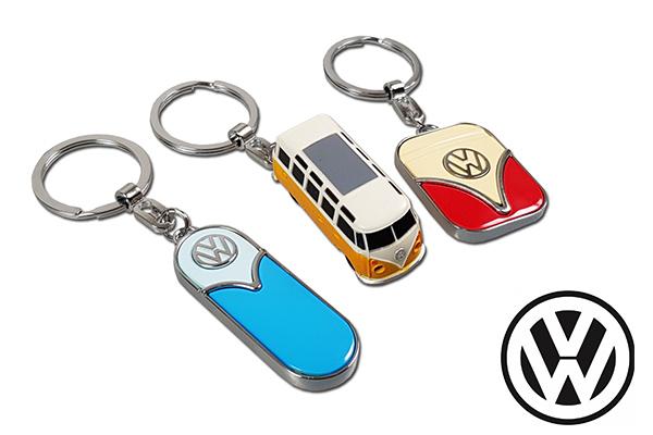 VW Bulli Retro Schlüsselanhänger